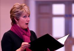 Susan Mars sang Elgar Sea Pictures 1/12/19