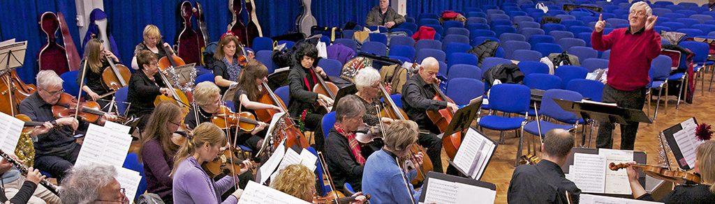 Conductors – Richmnondshire Orchestra
